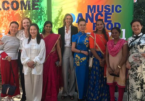 Celebrating multicultural open day in Glen Eira