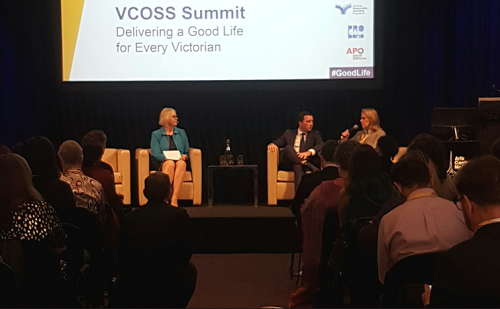 VCOSS Summit Q&A - TheHomeStretch policy announcement