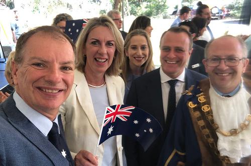 Celebrating Australia Day 2019