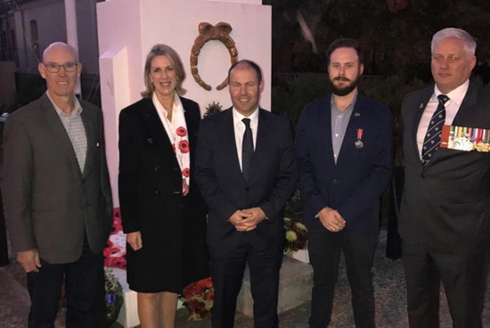 Commemorating ANZAC Day 2019