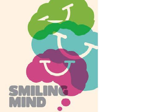 Smiling Mind - modern meditation for young people