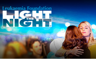 Light the Night Melbourne on September 18