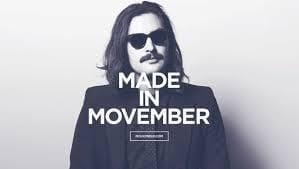 Men's health in Movember