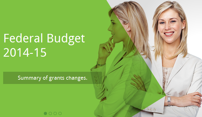 Grant funding information for Australian businesses