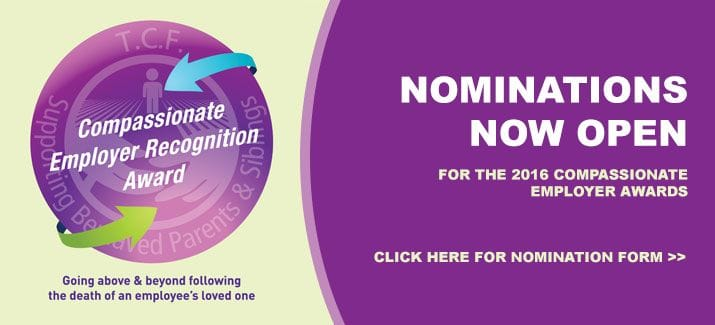 Compassionate Employer Recognition Awards 2016