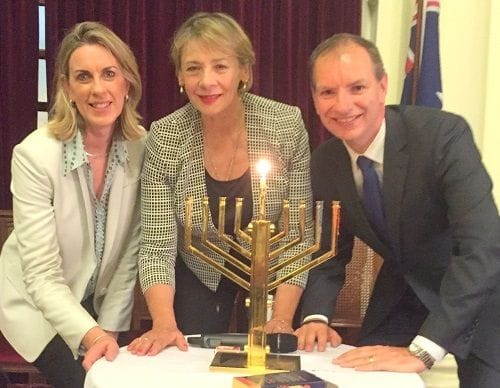Happy Chanukah to all our Jewish communities