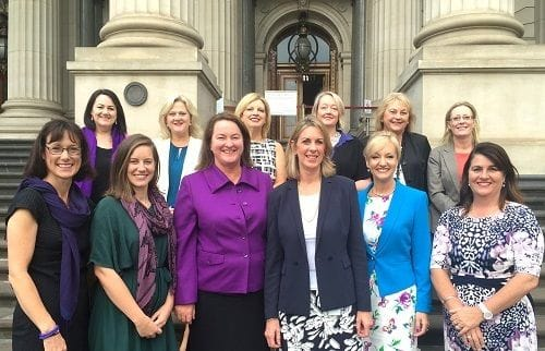 Coalition Parliamentary colleagues celebrate International Women's Day