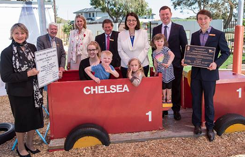 Exciting and new - Chelsea Kindergarten