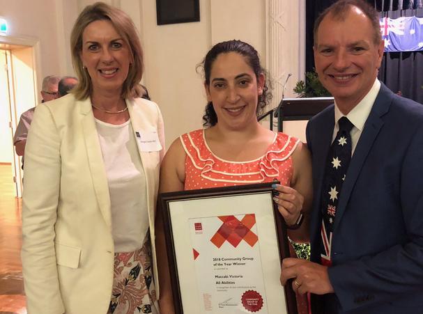 Congratulations to Shari Cohen