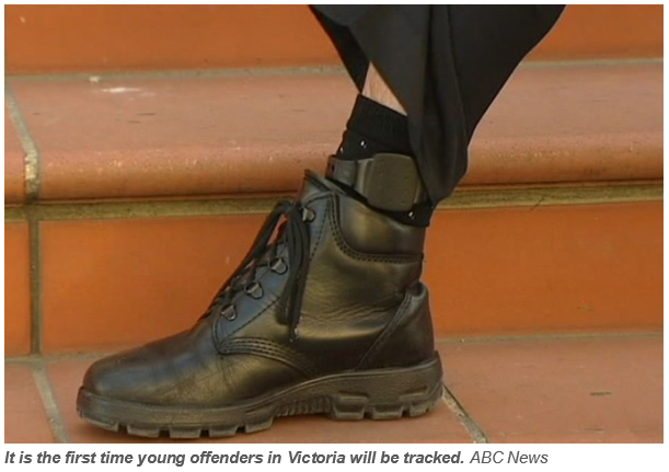 Youth criminals on parole in Victoria to be monitored with GPS tracking devices - ABC NEWS