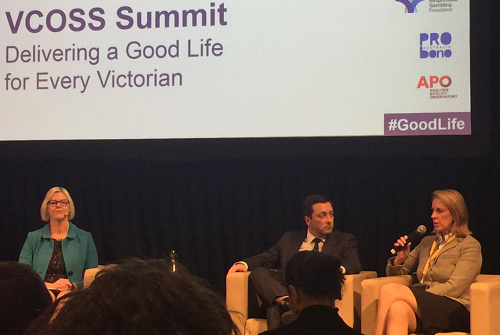 VCOSS Summit Q&A - TheHomeStretch policy