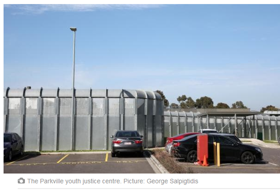 Children's Court data shows detention of youth offenders is at a six-year high - HERALD SUN