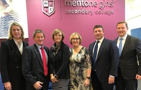 Celebrating girls' education at Mentone Girls' Secondary College