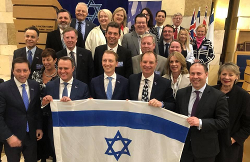 Launch of the Liberal Victoria Friends of Israel