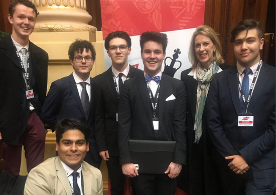 Inspired by our Youth Parliament 2018