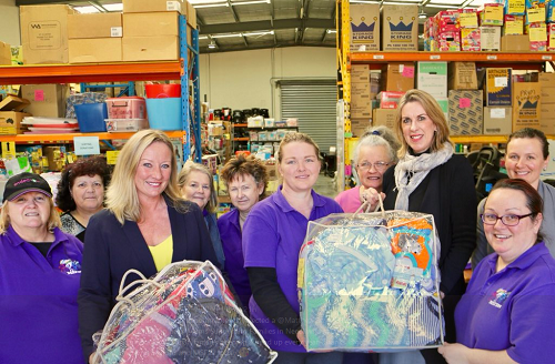 Funding for Mums Supporting Families in Need
