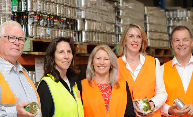 Coalition pledges to give Shepparton Foodbank a new home - KYABRAM FREE PRESS