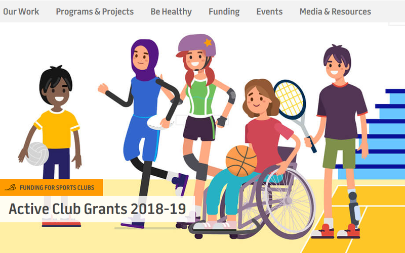 Funding for Community Sporting Clubs 2019