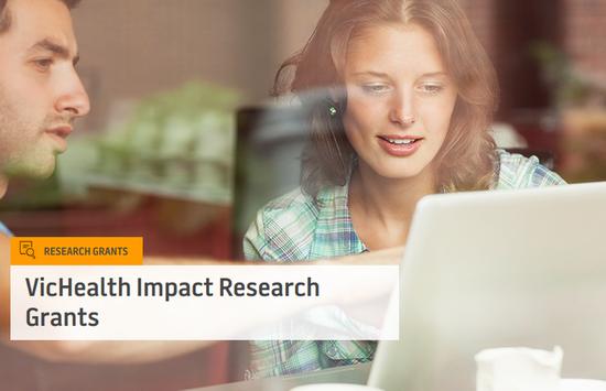 VicHealth Impact Research Grants