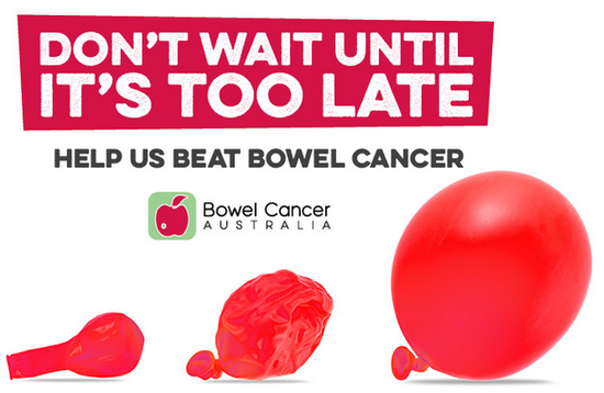 Bowel Cancer Australia - February