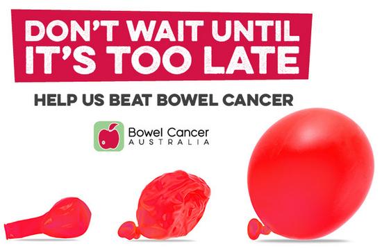 Bowel Cancer Australia - February