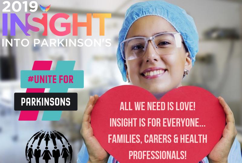2019 Insight into Parkinson's Summit - April 11-13
