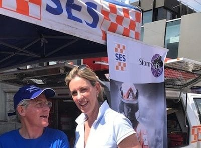 Talking to the SES