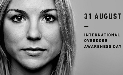 International Overdose Awareness Day - 31 August