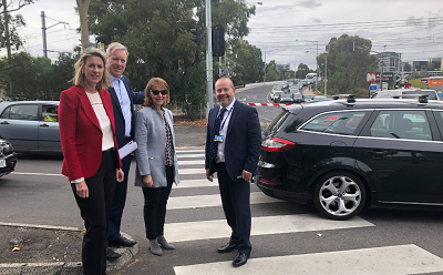 Tooronga Road level crossing - not on the list for removal