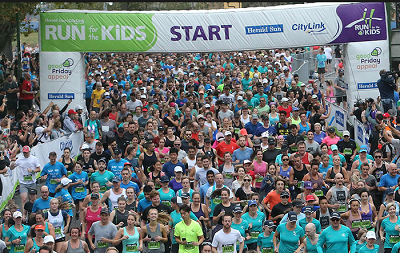 Run for the Kids - Sunday 7 April 2019