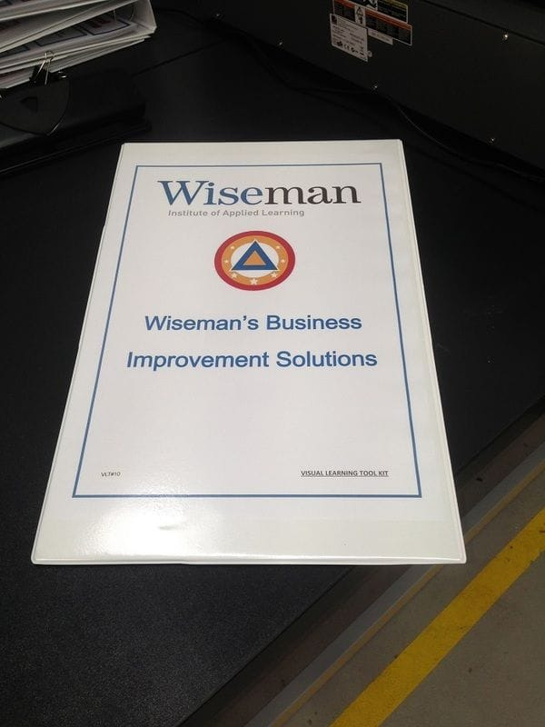 Wiseman have released first set of Visual Learning Tools