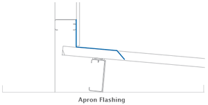 Apron Flashings