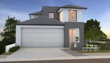 Narrow Block Designs for new homes