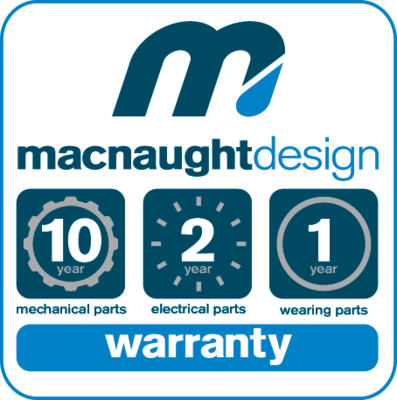 Macnaught Warranty Image