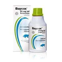 Bayer Baycox Piglet 1ltr