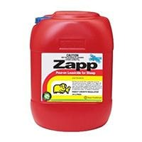 Bayer Zapp Pour-On 20 Lt