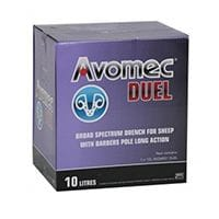 Merial Avomec Duel Sheep 5Lt