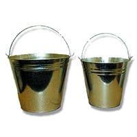 Bainbridge Galvanised Bucket
