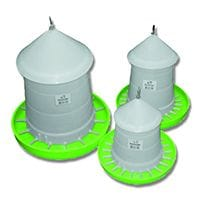 Bainbridge Poultry Feeder with Lid 8kg