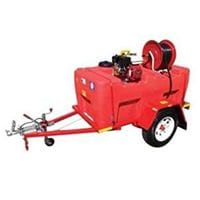 Silvan Selecta Fire Fighter Trailer 800L 6.5HP