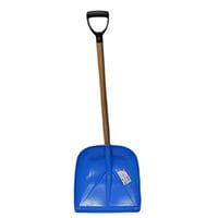 Grain Shovel Poly Head With Long Handle