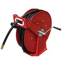 Silvan Fire Fighting Hose Reel - 30m