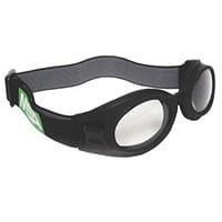 MSA Flexifold Safety Goggles Smoke Lens