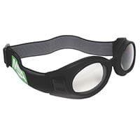 MSA Flexifold Safety Goggles Smoke Lens