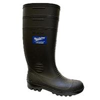 Blundstone Black Weatherseal Gumboots style 001