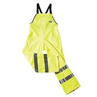 Hi-Vis Safety Bib-Trousers