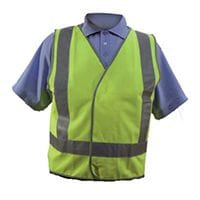 Silverwing Yellow Hi-Vis Safety Vest - Various Sizes