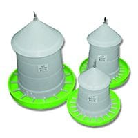Bainbridge Poultry Feeder with Lid 3kg