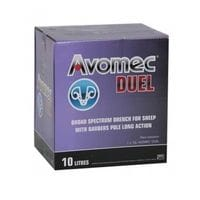 Merial Avomec Duel Sheep 10Lt