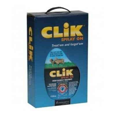 Clik Spray On 5Lt